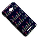 Cute Cactus Blossom HTC Butterfly X920E Hardshell Case View5