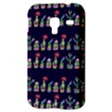 Cute Cactus Blossom Samsung Galaxy Ace Plus S7500 Hardshell Case View3