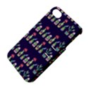Cute Cactus Blossom Apple iPhone 4/4S Hardshell Case with Stand View4