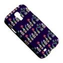 Cute Cactus Blossom Samsung Galaxy S4 I9500/I9505 Hardshell Case View5