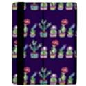 Cute Cactus Blossom Samsung Galaxy Tab 10.1  P7500 Flip Case View2