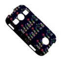 Cute Cactus Blossom Samsung Galaxy S7710 Xcover 2 Hardshell Case View5