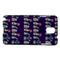 Cute Cactus Blossom Samsung Galaxy Note 3 N9005 Hardshell Case View1