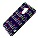 Cute Cactus Blossom HTC One Max (T6) Hardshell Case View4