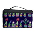 Cute Cactus Blossom Cosmetic Storage Case View1
