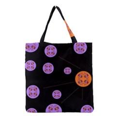 Alphabet Shirtjhjervbret (2)fvgbgnh Grocery Tote Bag