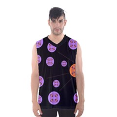 Alphabet Shirtjhjervbret (2)fvgbgnh Men s Basketball Tank Top