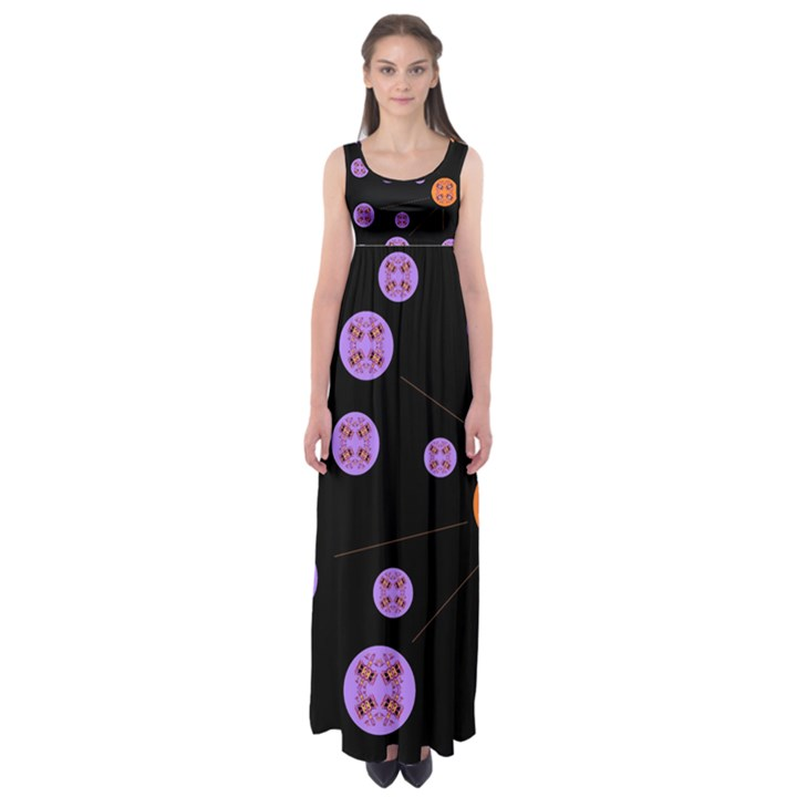 Alphabet Shirtjhjervbret (2)fvgbgnh Empire Waist Maxi Dress