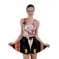 Flower F D L Mini Skirt