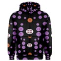 Alphabet Shirtjhjervbret (2)fvgbgnhll Men s Zipper Hoodie View1