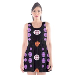 Alphabet Shirtjhjervbret (2)fvgbgnhll Scoop Neck Skater Dress