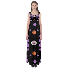 Alphabet Shirtjhjervbret (2)fvgbgnhll Empire Waist Maxi Dress