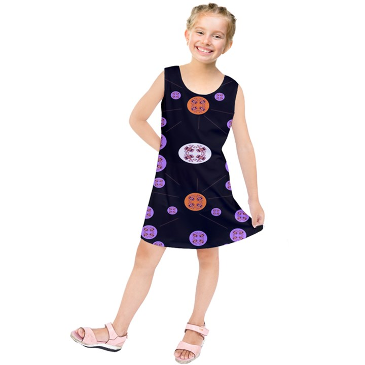 Alphabet Shirtjhjervbret (2)fvgbgnhll Kids  Tunic Dress