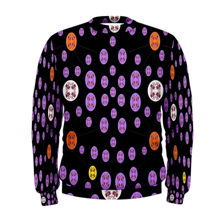 Alphabet Shirtjhjervbret (2)fvgbgnhllhn Men s Sweatshirt