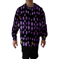 Alphabet Shirtjhjervbret (2)fvgbgnhllhn Hooded Wind Breaker (Kids)
