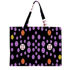 Alphabet Shirtjhjervbret (2)fvgbgnhllhn Zipper Large Tote Bag