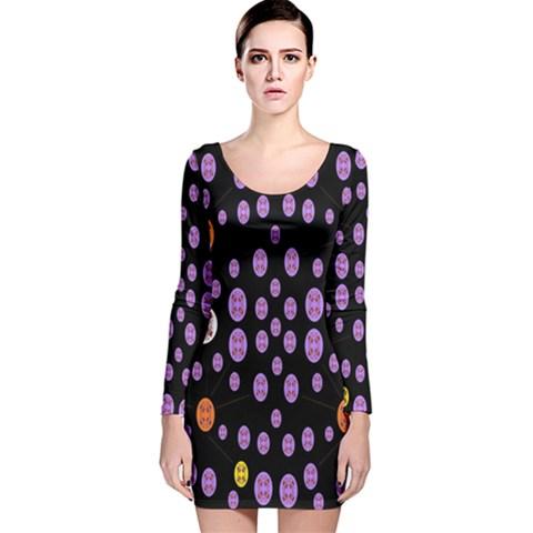 Alphabet Shirtjhjervbret (2)fvgbgnhllhn Long Sleeve Velvet Bodycon Dress