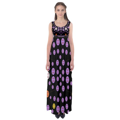 Alphabet Shirtjhjervbret (2)fvgbgnhllhn Empire Waist Maxi Dress