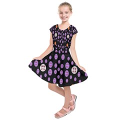 Alphabet Shirtjhjervbret (2)fvgbgnhllhn Kids  Short Sleeve Dress