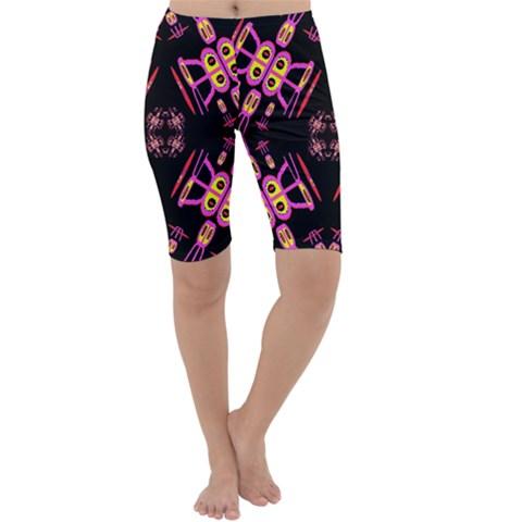 Alphabet Shirtjhjervbret (2)fv Cropped Leggings
