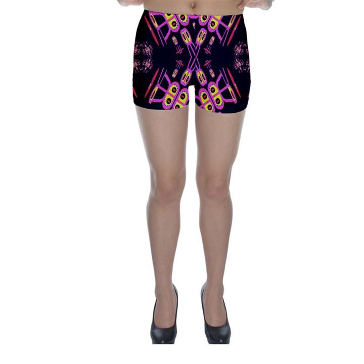Alphabet Shirtjhjervbret (2)fv Skinny Shorts