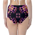 Alphabet Shirtjhjervbret (2)fv High-Waist Bikini Bottoms View2