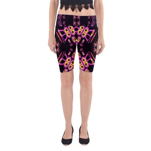 Alphabet Shirtjhjervbret (2)fv Yoga Cropped Leggings