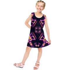 Alphabet Shirtjhjervbret (2)fv Kids  Tunic Dress