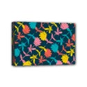 Colorful Floral Pattern Mini Canvas 6  x 4  View1