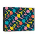 Colorful Floral Pattern Deluxe Canvas 16  x 12   View1