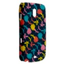Colorful Floral Pattern Samsung Galaxy Nexus i9250 Hardshell Case  View2