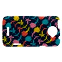 Colorful Floral Pattern HTC One X Hardshell Case  View1