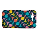 Colorful Floral Pattern HTC Rhyme View1
