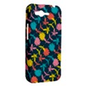 Colorful Floral Pattern HTC Rhyme View2