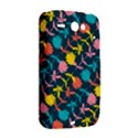 Colorful Floral Pattern HTC ChaCha / HTC Status Hardshell Case  View2