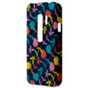 Colorful Floral Pattern HTC Evo 3D Hardshell Case  View3