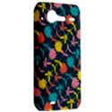Colorful Floral Pattern HTC Incredible S Hardshell Case  View2