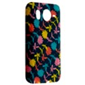 Colorful Floral Pattern HTC Desire HD Hardshell Case  View2