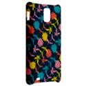 Colorful Floral Pattern Samsung Infuse 4G Hardshell Case  View2