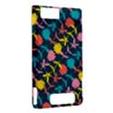 Colorful Floral Pattern Motorola DROID X2 View2