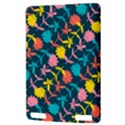 Colorful Floral Pattern Kindle Touch 3G View3