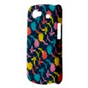 Colorful Floral Pattern Samsung Galaxy Nexus S i9020 Hardshell Case View3