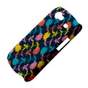 Colorful Floral Pattern Samsung Galaxy Nexus S i9020 Hardshell Case View4