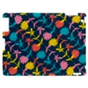 Colorful Floral Pattern Apple iPad 2 Hardshell Case View1