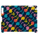 Colorful Floral Pattern Apple iPad 2 Hardshell Case (Compatible with Smart Cover) View1