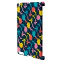 Colorful Floral Pattern Apple iPad 2 Hardshell Case (Compatible with Smart Cover) View3