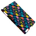 Colorful Floral Pattern Apple iPad 2 Hardshell Case (Compatible with Smart Cover) View5