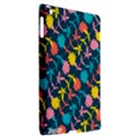 Colorful Floral Pattern Apple iPad 3/4 Hardshell Case (Compatible with Smart Cover) View2