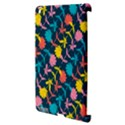 Colorful Floral Pattern Apple iPad 3/4 Hardshell Case (Compatible with Smart Cover) View3