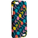 Colorful Floral Pattern HTC One V Hardshell Case View2